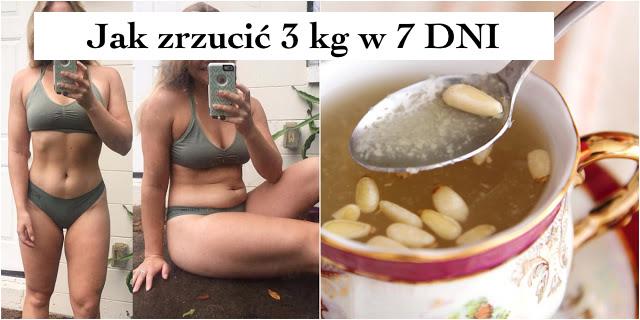 Jak schudnąć 3 kilo w jeden dzień