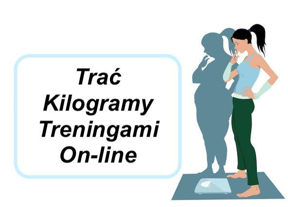 Trać kilogramy Treningami On-line – 3 Porady
