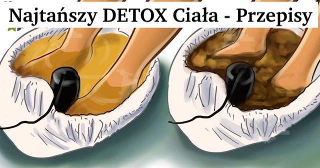 Możesz Zrobić Szybki Detox – Zobacz jak to zrobić
