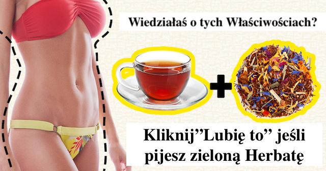 3 Najlepsze przepisy na herbatę – na utratę wagi