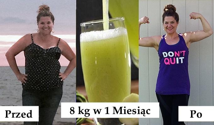 Zmniejsz Masę Ciała o 8 kg w 1 miesiąc przy użyciu tego Sposobu