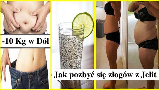 Jak Pozbyć się złogów Tłuszczów z Jelit – 10 kg