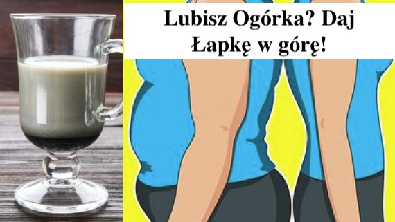 Każda kobieta z nadwagą, musi spróbować tego drinka | 100% naturalny