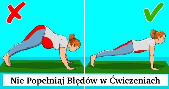 5 skutecznych i codziennych ćwiczeń dla kobiet